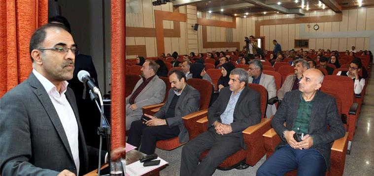 A workshop on CBRN in Ayatollah Kouhestani Hall, Mazandaran